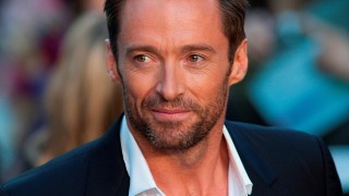 "Australian actor Hugh Jackman attends the British premiere of his latest film ""Real Steel"" in Leicester Square, central London, on September 14, 2011.  AFP PHOTO / KI PRICE"