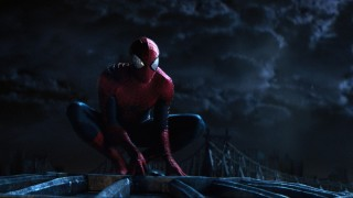 The Amazing Spider-man 2 Year : 2014 USA Director : Marc Webb Andrew Garfield. It is forbidden to reproduce the photograph out of context of the promotion of the film. It must be credited to the Film Company and/or the photographer assigned by or authorized by/allowed on the set by the Film Company. Restricted to Editorial Use. Photo12 does not grant publicity rights of the persons represented.