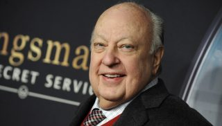 Roger Ailes attending the 'Kingsman: The Secret Service' New York premiere at SVA Theater on February 9, 2015 in New York City/picture alliance