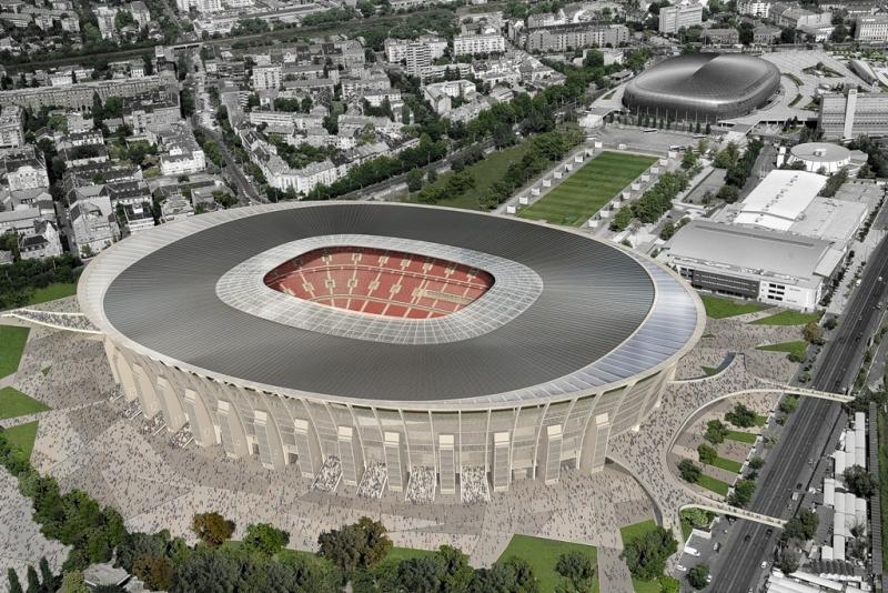 új puskás stadion terv
