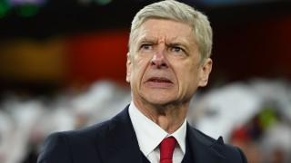during the UEFA Champions League round of 16, first leg match between Arsenal FC and FC Barcelona at the Emirates Stadium on February 23, 2016 in London, United Kingdom.