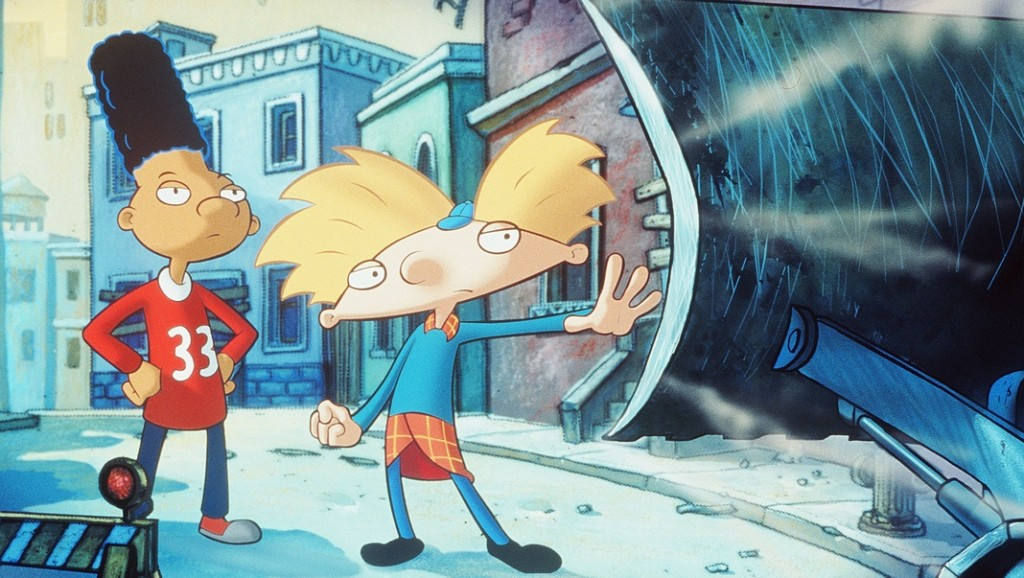 Hey Arnold! The Movie (2002)Hé Arnold ! le filmDir: Tuck TuckerRef: @HE010ADPhoto Credit: [ Nickelodeon/Viacom / The Kobal Collection ]Editorial use only related to cinema, television and personalities. Not for cover use, advertising or fictional works without specific prior agreement