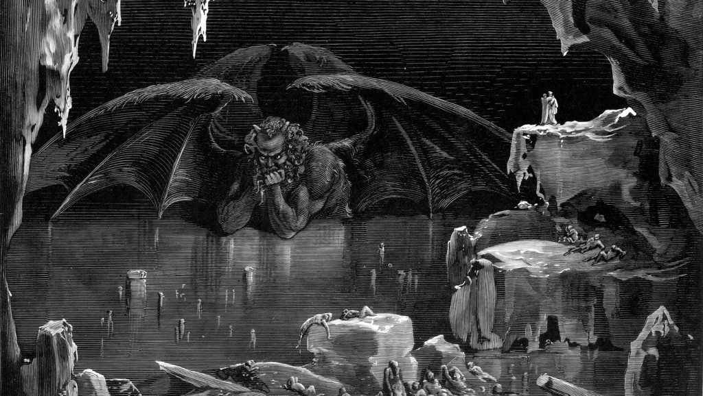 The Vision of Hell*c.1890