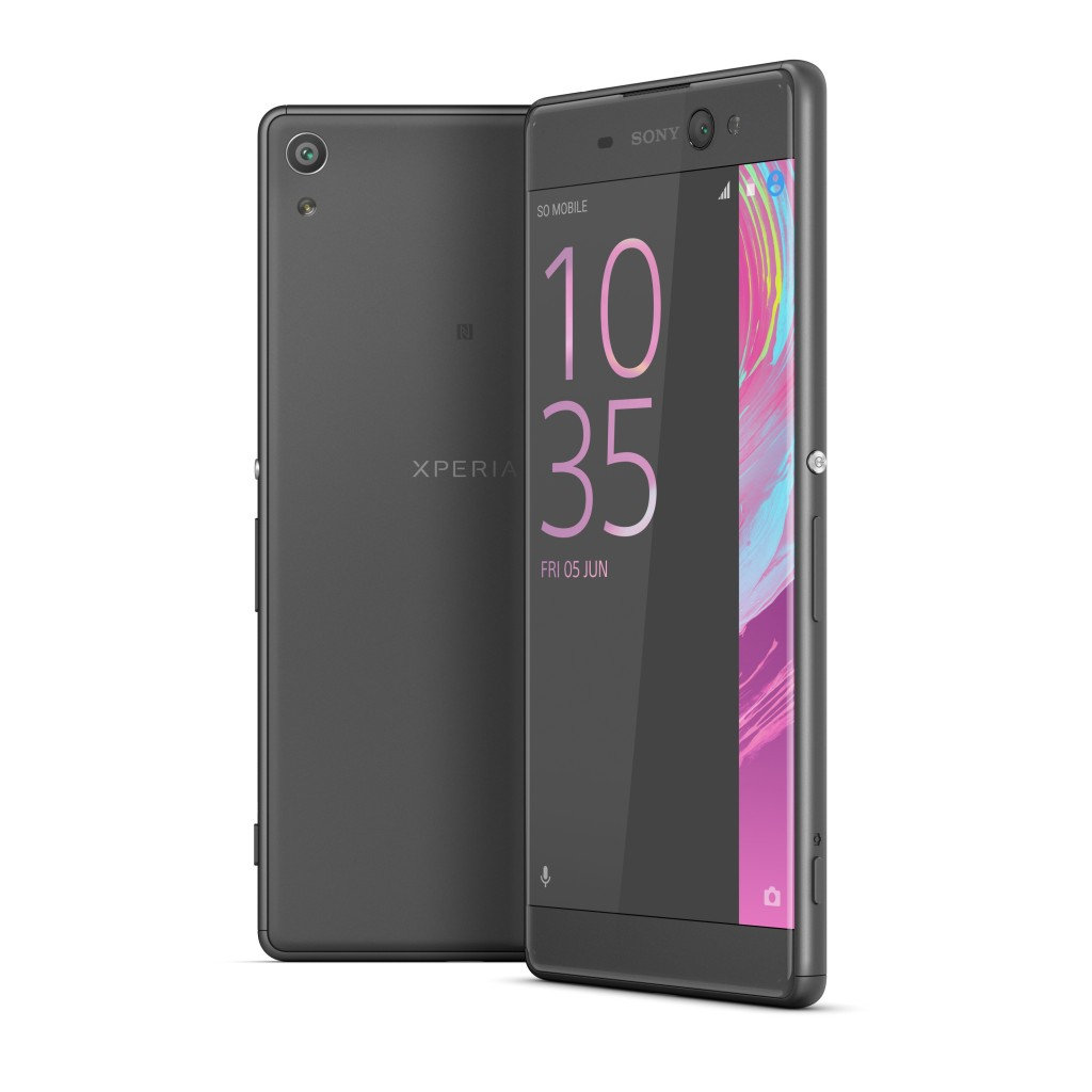 Xperia XA Ultra Black Group
