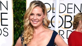 BEVERLY HILLS, CA - JANUARY 11: Actress Katherine Heigl attends the 72nd Annual Golden Globe Awards at The Beverly Hilton Hotel on January 11, 2015 in Beverly Hills, California.   Frazer Harrison/Getty Images/AFP