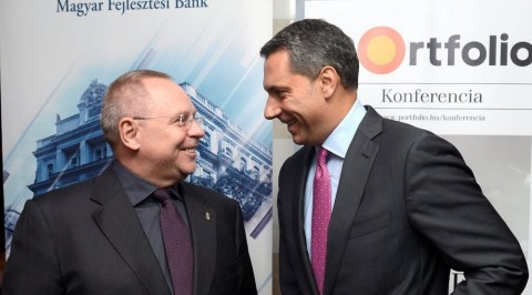 A Portfolio gazdasági konferenciája Budapesten