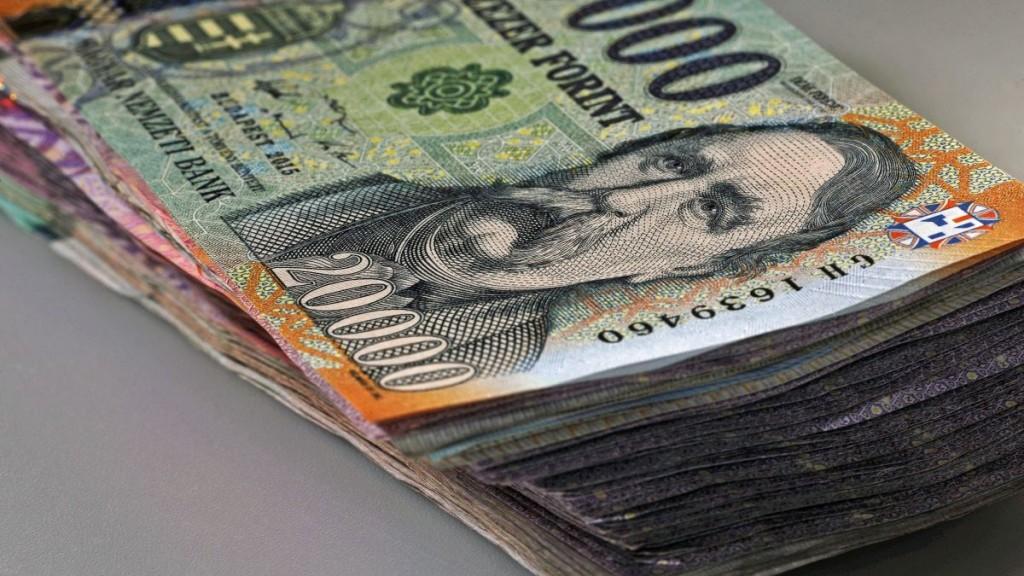 Debrecen, 2016. január 4. A megújított húszezer forintos bankjegy részlete.  Magyarország ma is hivatalos fizetõeszközét, a forintot, 70 évvel ezelõtt, 1946. augusztus elsején vezették be. A pengõt felváltó új pénz nevét I. Károly történelmi aranyforintjáról kapta. MTVA/Bizományosi: Oláh Tibor  *************************** Kedves Felhasználó! Ez a fotó nem a Duna Médiaszolgáltató Zrt./MTI által készített és kiadott fényképfelvétel, így harmadik személy által támasztott bárminemû – különösen szerzõi jogi, szomszédos jogi és személyiségi jogi – igényért a fotó készítõje közvetlenül maga áll helyt, az MTVA felelõssége e körben kizárt.