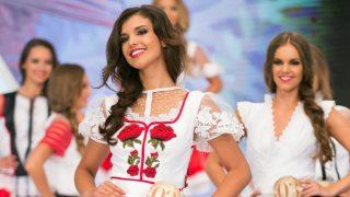 A Magyarország Szépe verseny döntője