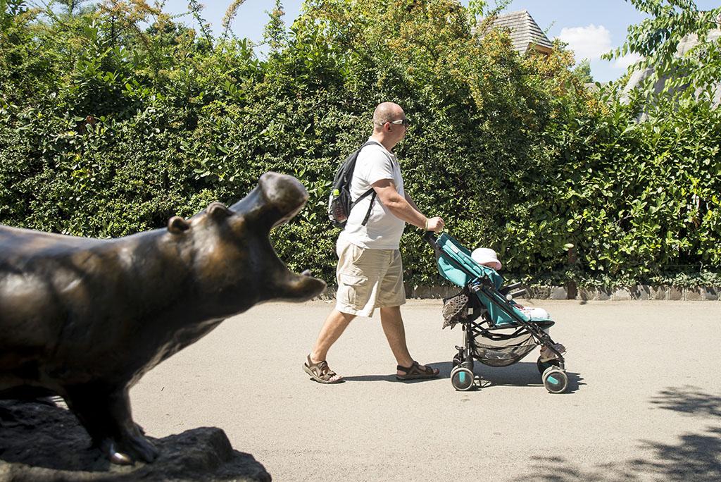 Idén 150 éves az Állatkert, elkóboroltunk az ünnepségen ...