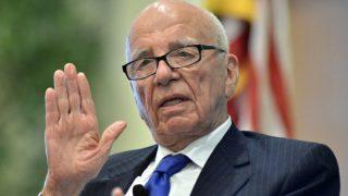 Rupert Murdoch. Fotó: foxnews.com