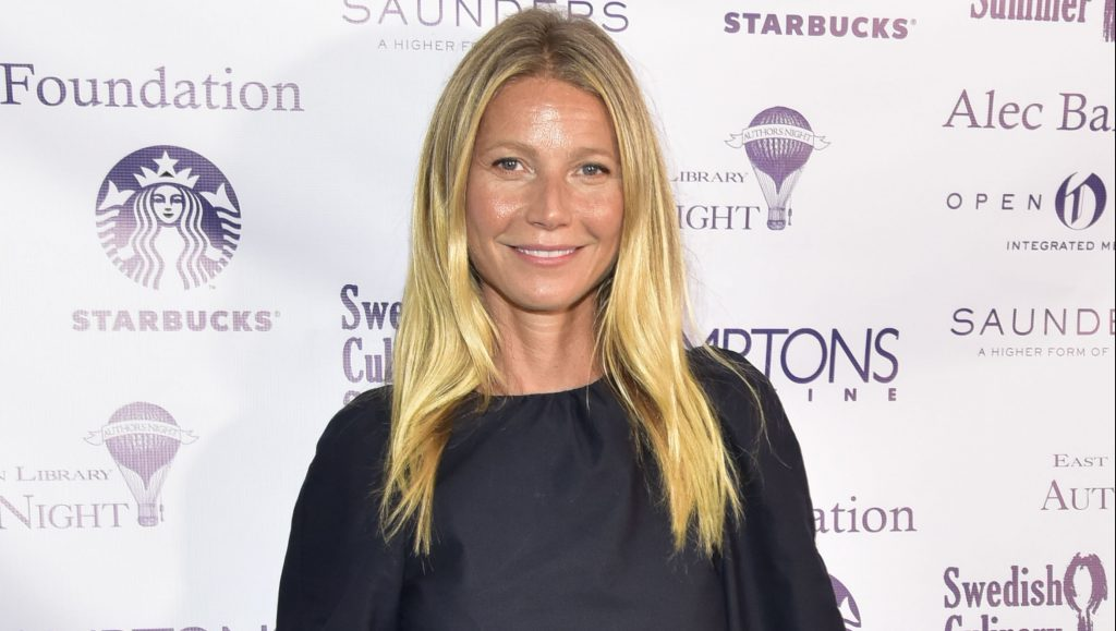 EAST HAMPTON, NY - AUGUST 13: Gwyneth Paltrow attends the Authors Night For The East Hampton Library at The East Hampton Library on August 13, 2016 in East Hampton, New York.   Eugene Gologursky/Getty Images for East Hampton Library/AFP
