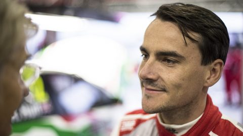 MICHELISZ Norbert (hun) Honda Civic team Honda racing Jas portrait ambiance during the 2016 FIA WTCC World Touring Car Race of Argentina at Termas de Rio Hondo, Argentina on August 6 to 7 - Photo Jean Michel Le Meur / DPPI