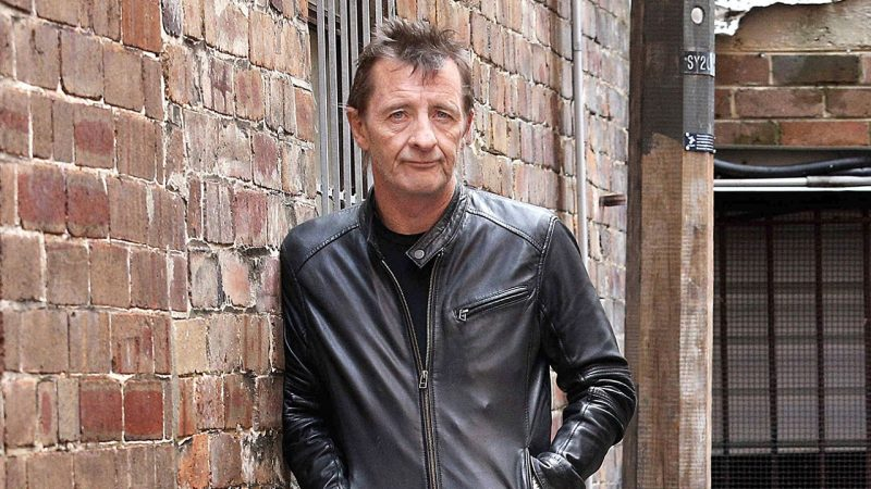 Editorial Use Only. Consent Required for Commercial Use and Book PublicationsPhil RuddPhil Rudd photo shoot in Sydney, Australia - 21 Aug 2014Phil Rudd during a photo shoot in Sydney when releasing his debut solo album 'Head Job'. The AC/DC drummer has been charged in New Zealand with attempting to procure murder. (Rex Features via AP Images)