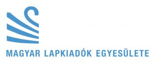 MLE (Magyar Lapkiadók Egyesülete) logó