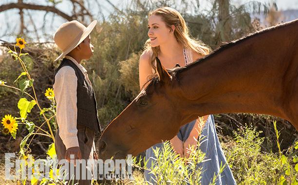 WestworldSeason 1, Episode 1Air Date 10/2/16Pictured: Evan Rachel Wood as Dolores