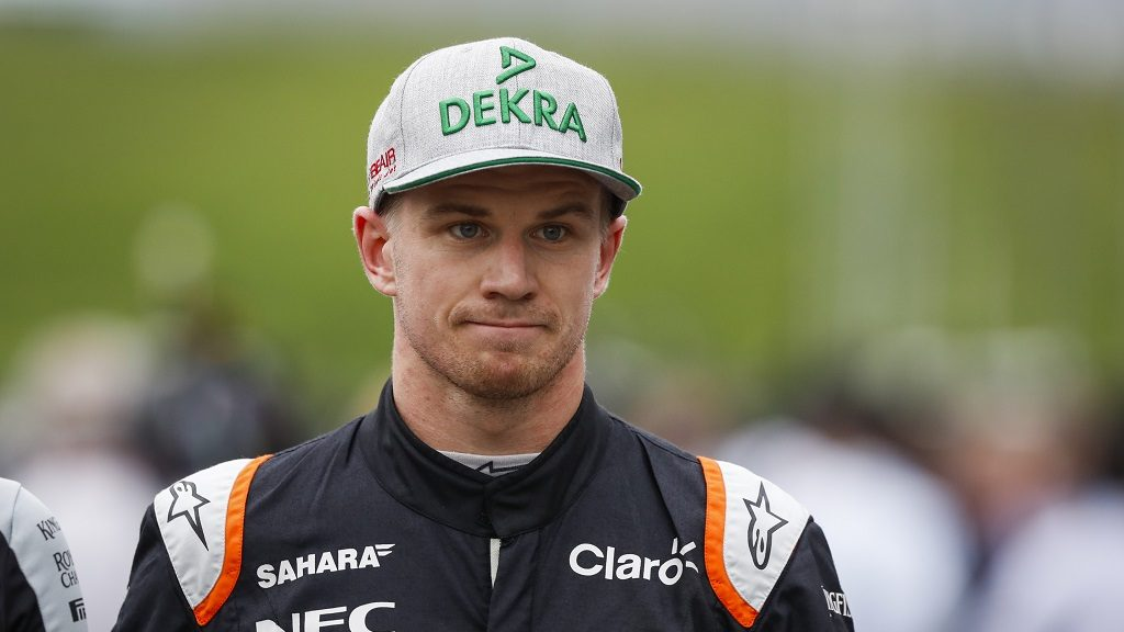 HULKENBERG Nico (ger) Force India VJM09 during the 2016 Formula One World Championship, Japan Grand Prix from October 7 to 9 in Suzuka - Photo Florent Gooden / DPPI