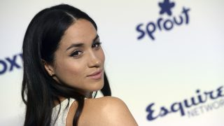Meghan Markle attends the 2014 NBCUniversal Cable Entertainment Upfronts at The Jacob K. Javits Convention Center on May 15, 2014 in New York City | usage worldwide