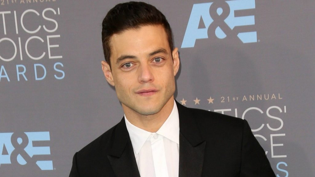 Celebrities attend The 21st Annual Critics' Choice Awards at Barker Hangar.  Featuring: Rami Malek Where: Los Angeles, California, United States When: 17 Jan 2016 Credit: Brian To/WENN.com