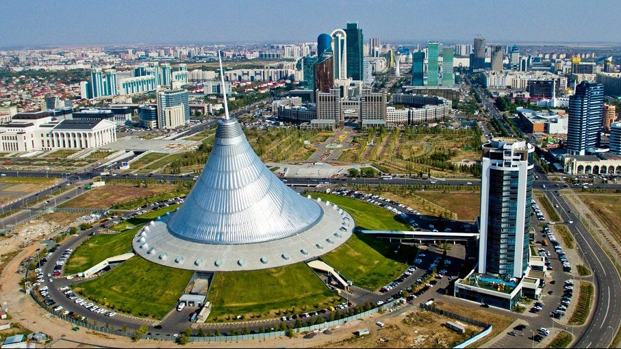 Astana city - is the capital of Republic of Kazakhstan. On  10th December in  1997 the city was named to Akmola and pronounced as the capital of Republic of Kazakhstan. Next year on May 6 of 1998 it was renamed to Astana. Today Astana is an important industrial and cultural center of Kazakhstan, railway and auto-transport junction