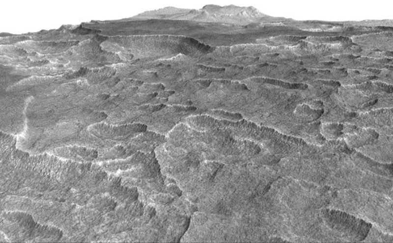 Utopia Planitia, Fotó: NASA/JPL-Caltech/University of Arizona