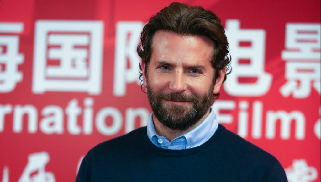 American actor and producer Bradley Cooper attends a press conference for the 19th Shanghai International Film Festival in Shanghai, China, 11 June 2016.
