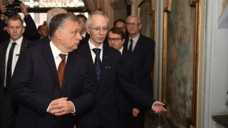 Orbán Viktor Krakkóban