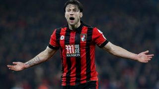 Harry Arter of Bournemouth during the English championship Premier League football match between AFC Bournemouth and Leicester City on December 13, 2016 played at the Vitality Stadium in Bournemouth, England - Photo James Marsh / Backpage Images / DPPI