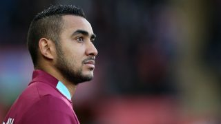 SWANSEA, WALES - DECEMBER 26: West Ham United's Dimitri Payet during the Premier League match between Swansea City and West Ham United at Liberty Stadium on December 26, 2016 in Swansea, Wales. (Photo by Rob Newell - CameraSport via Getty Images)
