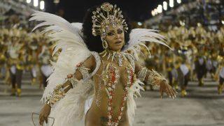 RJ - Rio de Janeiro - 24/02/2017 - Carnaval 2017 - Desfile da Império da Tijuca, Carnaval 2017 no Sambódromo do Rio de Janeiro, Foto: Armando Paiva/AGIF