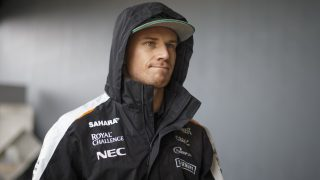 HULKENBERG Nico (ger) Force India VJM09 ambiance portrait during the 2016 Formula One World Championship, Brazil Grand Prix from November 11 to 13 in Sao Paulo, Brazil - Photo Frederic Le Floc'h / DPPI