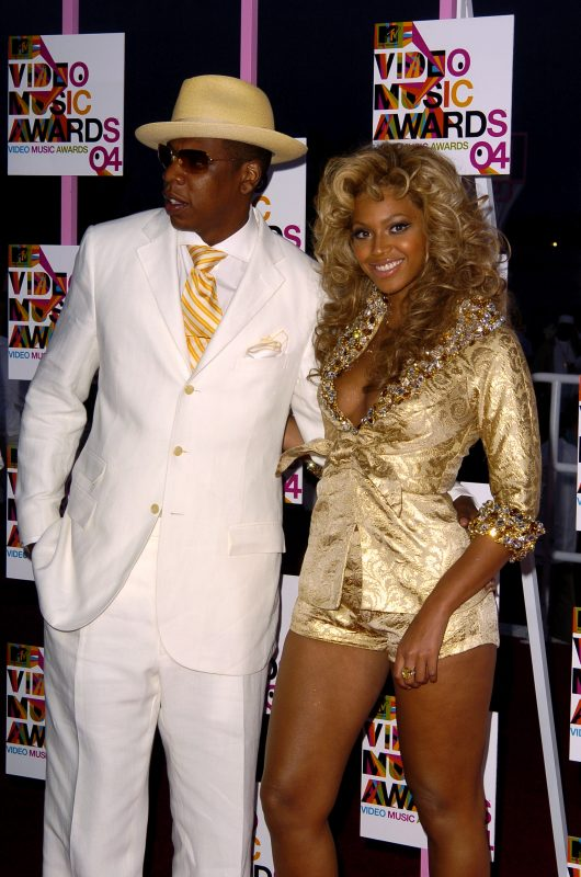 Jay-Z and Beyonce (Photo by Steve Granitz/WireImage)