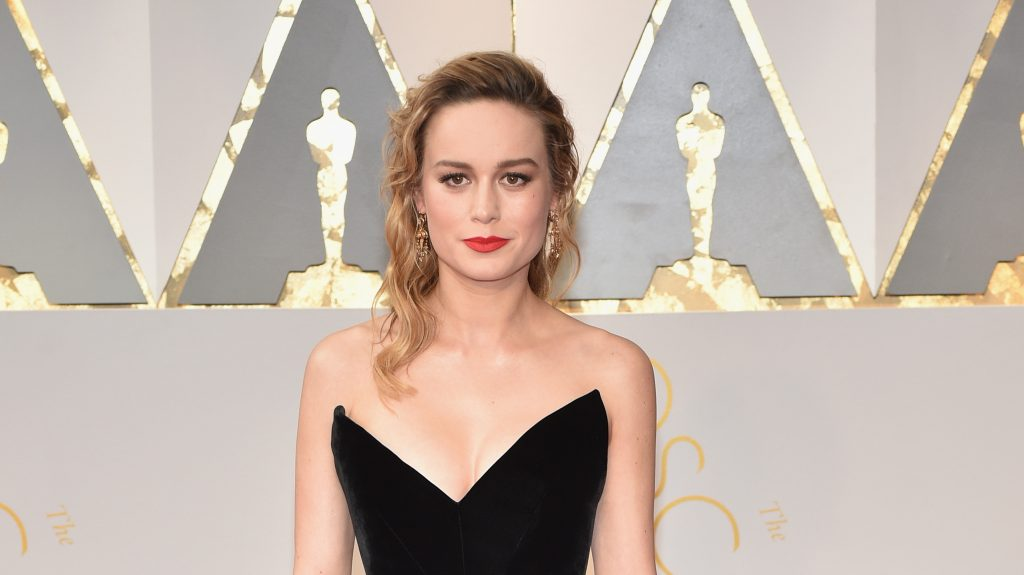 HOLLYWOOD, CA - FEBRUARY 26:  Actor Brie Larson attends the 89th Annual Academy Awards at Hollywood & Highland Center on February 26, 2017 in Hollywood, California.  (Photo by Kevin Mazur/Getty Images)