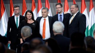 Fidesz-kongresszus Budapesten