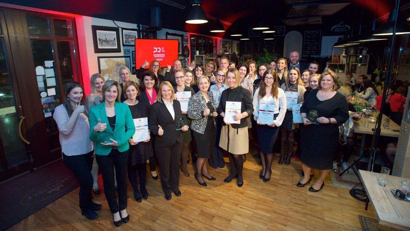 A Példaértékű Munkáltatói Márkaépítés Díj díjazottjai