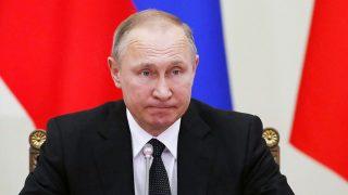 Szentpétervár, 2016. december 26.Vlagyimir Putyin orosz elnök az Eurázsiai Gazdasági Unió, az EaEU csúcstalálkozóján vesz részt Szentpéterváron 2016. december 26-án. A 2014 májusában alapított gazdasági együttműködési szervezet tagországai Oroszország, Kazahsztán, Fehéroroszország, Örményország és Kirgizisztán. (MTI/EPA/Anatolij Malcev)