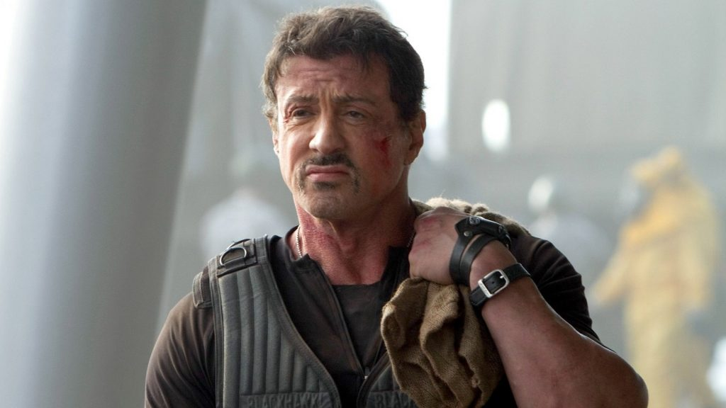 THE EXPENDABLES 2, Sylvester Stallone, 2012. ph: Frank Masi/©Lionsgate/courtesy Everett Collection