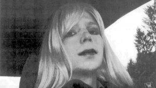 (FILES) This undated file photo courtesy of the US Army shows a photo of Bradley Manning in wig and make-up.  Chelsea Manning, the transgender army private jailed for one of the largest leaks of classified documents in US history, said May 9, 2017 she can finally imagine a future for herself, as she prepares to walk free. Manning had served seven years of a 35-year stretch when outgoing president Barack Obama commuted her sentence earlier this year. She is due to be released next week from the all-men's jail where she was incarcerated, although a precise date has yet to be given.  / AFP PHOTO / US ARMY / HO