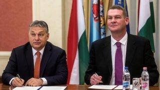 Orbán Viktor Szegeden
