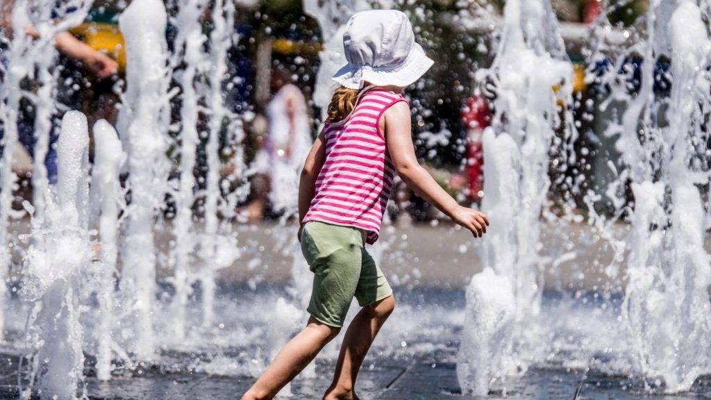 Hőség - Kánikula a fővárosban