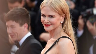 """CANNES, FRANCE - MAY 22:  Actor Nicole Kidman attends the """"The Killing Of A Sacred Deer"""" screening during the 70th annual Cannes Film Festival at Palais des Festivals on May 22, 2017 in Cannes, France.  (Photo by Antony Jones/Getty Images)"""