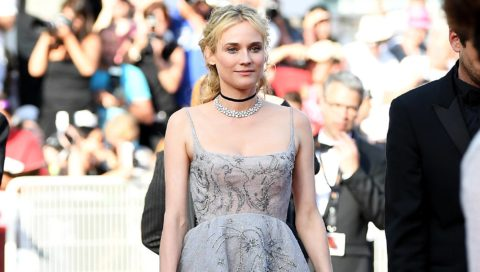 CANNES, FRANCE - MAY 23:  Actress Diane Kruger attends the 70th Anniversary of the 70th annual Cannes Film Festival at Palais des Festivals on May 23, 2017 in Cannes, France.  (Photo by Pascal Le Segretain/Getty Images)