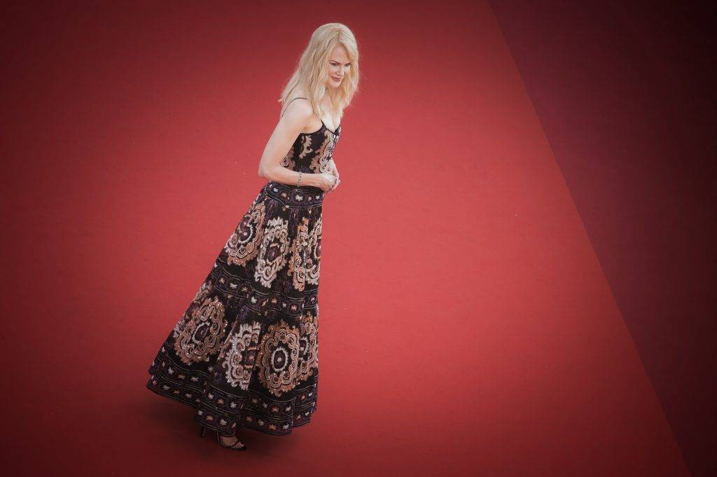 CANNES, FRANCE - MAY 23:  (EDITORS NOTE : this image has been processed with digital filters) Nicole Kidman attends the 70th Anniversary Event during the 70th annual Cannes Film Festival at Palais des Festivals on May 23, 2017 in Cannes, France.  (Photo by Francois Durand/Getty Images)