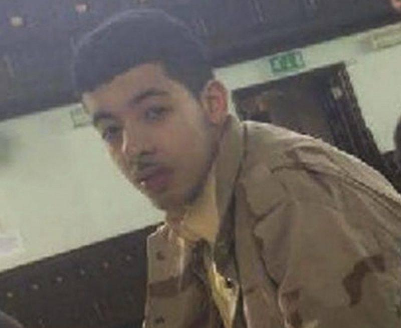 Nagy-Britannia, 2017. május 24.Anonim forrás által közreadott, keltezetlen kép a manchesteri öngyilkos merénylet elkövetőjéről, a 22 éves, líbiai származású Salman Abediről. A Manchesterben született férfi 2017. május 22-én pokolgépet robbantott a Manchester Arena nevű rendezvényközpontban tartott könnyűzenei concert végén. A támadásban huszonkét ember életét vesztette, ötvenkilenc megsebesült. (MTI/AP)