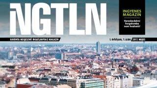 Az NGTLN című lap első évfolyamának első száma