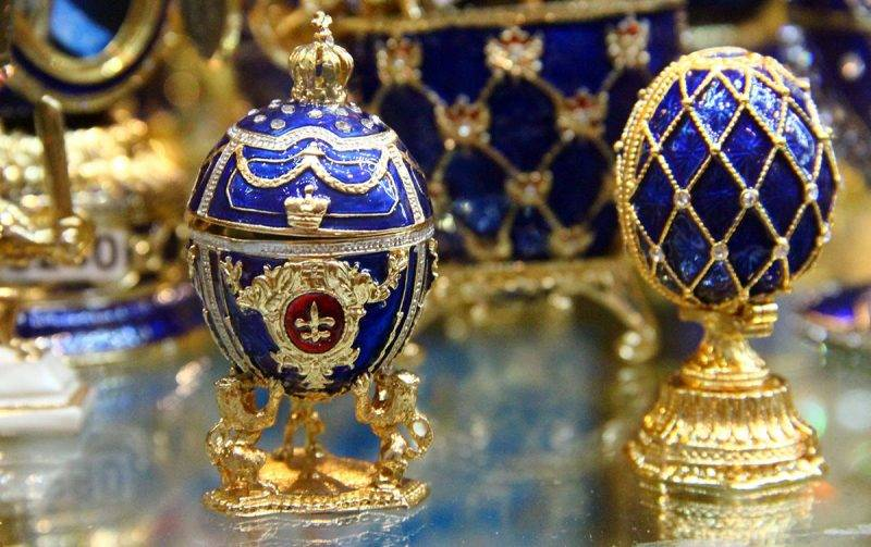 A Fabergé egg is one of a limited number of jeweled eggs created by Peter Carl Fabergé and his company between 1885 and 1917