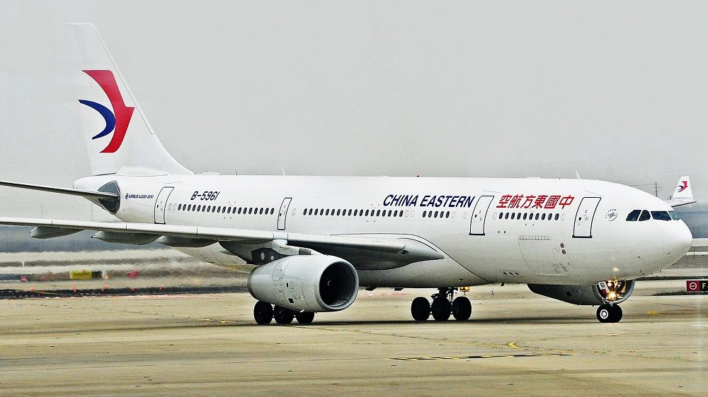--FILE--An Airbus A330-200 passenger jet of China Eastern Airlines takes off at the Shanghai Pudong International Airport in Shanghai, China, 15 March 2015.  China Eastern Airlines said Thursday (23 April 2015) it plans to raise no more than 15 billion yuan ($2.4 billion) through a private placement in Shanghai. In a statement filed to the Shanghai Stock Exchange, the airline said the offering price will be set at no lower than 6.44 yuan per share, or 90 percent of the average share price during the20 previous trading days. The money raised through the non-public stock sale will be used to expand its fleet and payoff bank loans. It will use 12 billion yuan to buy 23 passenger aircraft, like Airbus A321, Boeing B737-800 andB737-300ER. Low fuel price, global economic recovery and booming demand for air travel have driven China Eastern to post strong profit growth. Last Thursday, it forecast its Q1 net profit to be between 1.5 billion yuan and 1.6 billion yuan, versus a loss of 205 million yuan in the same period last year.