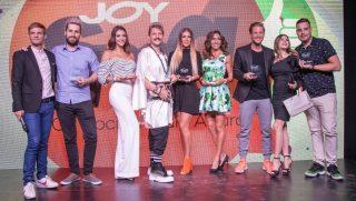 Joy Social Media Awards 2017 nyertesek