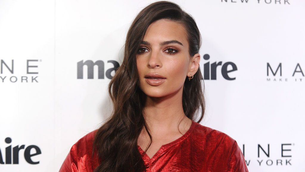 WEST HOLLYWOOD, CA - APRIL 21:  Emily Ratajkowski attends Marie Claire's Fresh Faces event at Doheny Room on April 21, 2017 in West Hollywood, California.  (Photo by Jason LaVeris/FilmMagic)