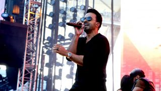CARSON, CA - MAY 13: Luis Fonsi performs onstage during 102.7 KIIS FM's 2017 Wango Tango at StubHub Center on May 13, 2017 in Carson, California.   Kevin Winter/Getty Images/AFP