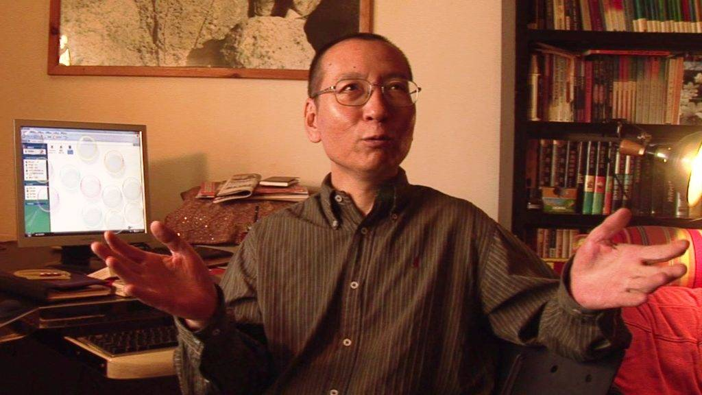 """(FILES) This screen grab taken from video recorded on December 6, 2008 and released to AFP by James.H via FactWire News Agency on July 12, 2017 shows China's Nobel laureate Liu Xiaobo speaking during an interview in Beijing, two days before his detention. China's cancer-stricken Nobel laureate Xiaobo died on July 13, 2017, aged 61, official said. / AFP PHOTO / James. H via FactWire News Agency / Handout /  - China OUT - Hong Kong OUT - NO Internet / -----EDITORS NOTE --- RESTRICTED TO EDITORIAL USE - MANDATORY CREDIT """"AFP PHOTO / James. H via FactWire News Agency"""" - NO MARKETING - NO ADVERTISING CAMPAIGNS - DISTRIBUTED AS A SERVICE TO CLIENTS - NO ARCHIVES"""